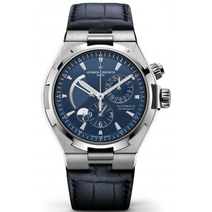 Copy Vacheron Constantin Overseas Dual Time Mens Watch 47450/000A-9039