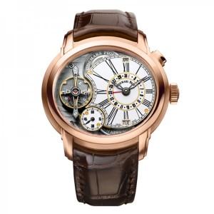 Copy Audemars Piguet Millenary Quadriennium 47mm Watch 26149OR.OO.D803CR.01