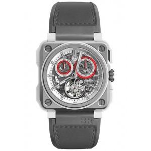 Copy Bell & Ross BR-X1 Tourbillon White Hawk Watch BRX1-CHTB-WHC