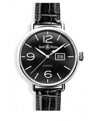 Copy Bell & Ross WW1-96 Grande Date Watch BRWW196-BL-ST/SCR