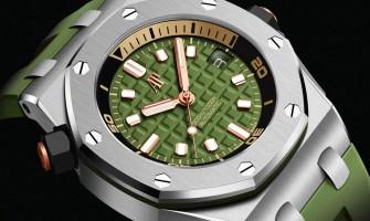 Audemars Piguet Royal Oak Offshore watch 15720ST.OO.A052CA.01