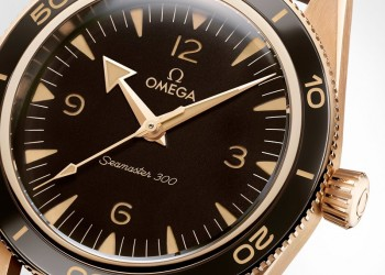 Omega Seamaster 300 Co-Axial Master Chronometer 41 мм Watch 234.92.41.21.10.001