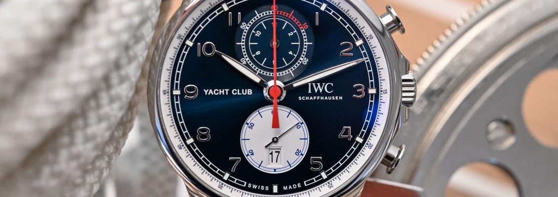 IWC Portugieser Yacht Club Chronograph Edition