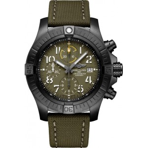Copy Breitling Avenger 45 Night Mission Watch V13317101L1X2