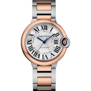 Copy Cartier Ballon Bleu 36mm Ladies Watch W2BB0003