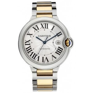 Copy Cartier Ballon Bleu 42mm Watch W69009Z3