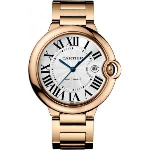 Copy Cartier Ballon Blue De Cartier 42 Watch WGBB0016