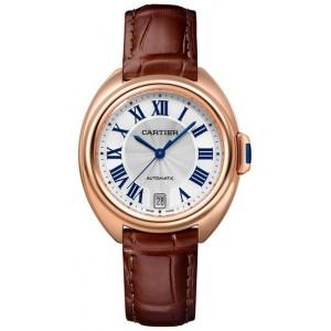 Copy Cartier Cle De Cartier 35mm Ladies Watch WGCL0013
