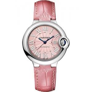 Copy Cartier Ballon Bleu 33mm Watch WSBB0002
