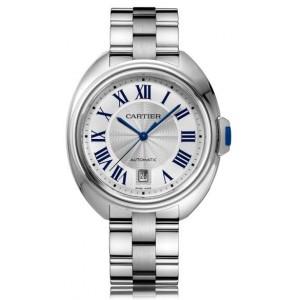 Copy Cartier Cle De Cartier 40mm Mens Watch WSCL0007