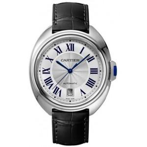 Copy Cartier Cle De Cartier Mens Watch WSCL0018