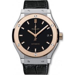 Copy Hublot Classic Fusion 45mm Watch 511.NO.1181.LR