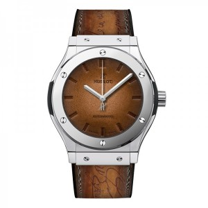 Copy Hublot Classic Fusion 45mm Watch 511.TX.050T.VR.BER16