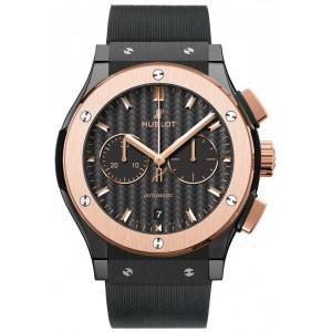 Copy Hublot Classic Fusion 42mm Watch 541.CO.1780.RX