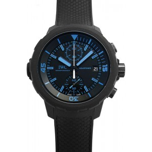 Copy IWC Aquatimer Edition 50 Years Science for Galapagos Watch IW379504