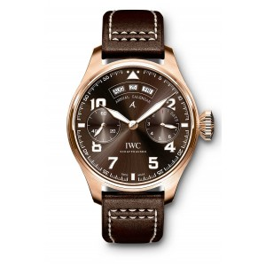 Copy IWC Big Pilot's Annual Calendar Watch IW502706