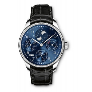 Copy IWC Portugieser Perpetual Calendar Watch IW503401
