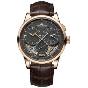 Copy Jaeger-LeCoultre Duometre Chronographe Watch 601244J