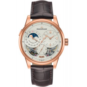 Copy Jaeger-LeCoultre Duometre Quantieme Lunaire 42mm Watch Q6042522