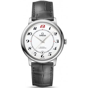 Copy Omega De Ville Prestige 39.5mm Watch 424.53.40.20.04.002