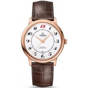 Copy Omega De Ville Prestige 39.5mm Watch 424.53.40.20.04.004