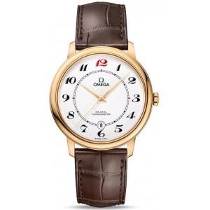 Copy Omega De Ville Prestige 39.5mm Watch 424.53.40.20.04.005