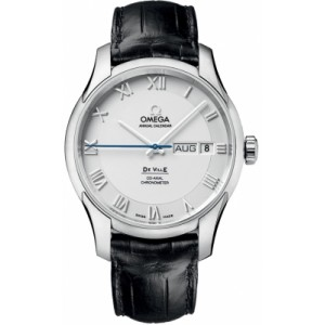Copy Omega De Ville Annual Calendar 41mm Watch 431.13.41.22.02.001