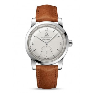 Copy Omega Seamaster 1948 Small Seconds Watch 511.12.38.20.02.001