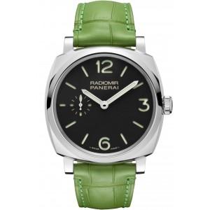Copy Panerai Radiomir 1940 3 Days Acciaio 42mm Watch PAM00574