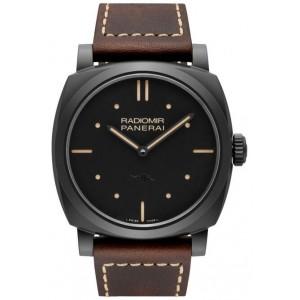 Copy Panerai Radiomir 1940 3 Days Ceramica 48mm Watch PAM00577