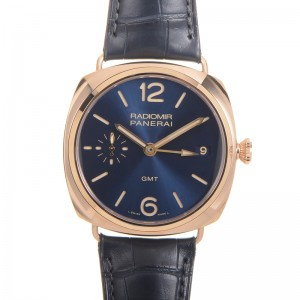Copy Panerai Radiomir 3 Days GMT Watch PAM00598