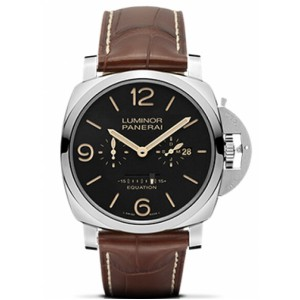 Copy Panerai Luminor 1950 Equation of Time 8 Days Watch PAM00601