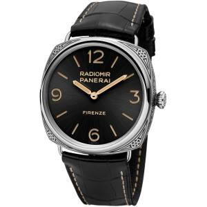 Copy Panerai Radiomir Firenze 3 Days Acciaio 47mm Watch PAM00604