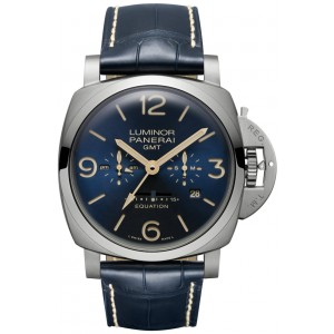 Copy Panerai Luminor 1950 Equation of Time 8 Days Watch PAM00670