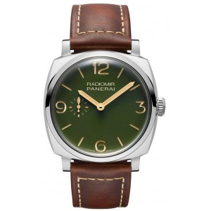 Copy Panerai Radiomir GMT 45mm Watch PAM00999
