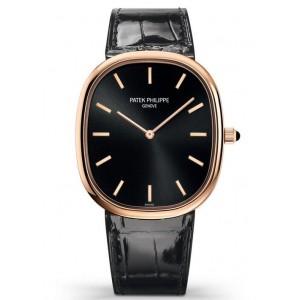 Copy Patek Philippe Golden Ellipse Watch 5738R-001