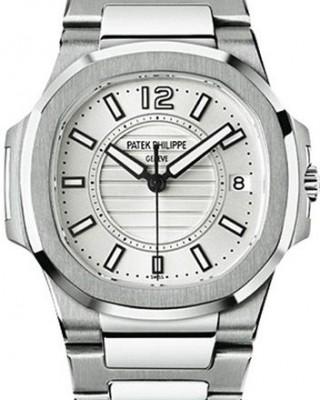 Copy Patek Philippe Nautilus Ladies Watch 7011/1G-001