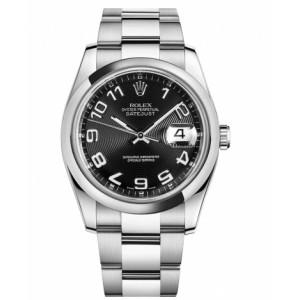 Copy Rolex Datejust 36mm Watch 116200 BKCAO
