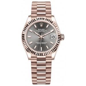 Copy Rolex Datejust 31mm Ladies Watch M278275-0027