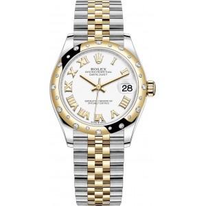 Copy Rolex Datejust 31 Watch m278343rbr-0002