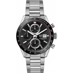 Copy TAG Heuer Carrera Calibre 16 41mm Watch CBM2110.BA0651