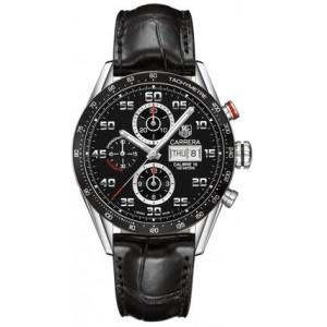 Copy TAG Heuer Carrera Calibre 16 Day-Date Watch CV2A1R.FC6235