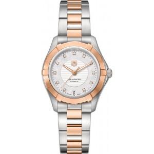 Copy TAG Heuer Aquaracer 34mm Ladies Watch WAP2351.BD0838