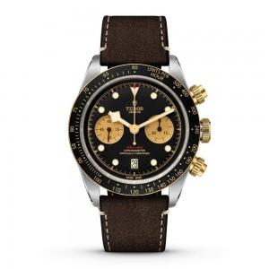 Copy Tudor Black Bay Chrono S&G Watch M79363N-0002