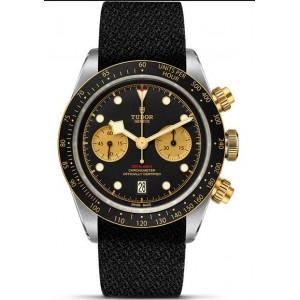 Copy Tudor Black Bay Chrono S&G Watch M79363N-0003