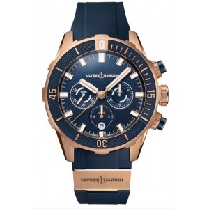 Copy Ulysse Nardin Diver Chronometer 44mm Mens Watch 1502-170-3/93