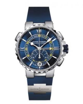 Copy Ulysse Nardin Marine Regatta Watch 1553-155-3/43