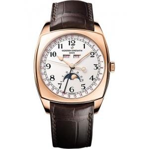 Copy Vacheron Constantin Harmony Complete Calendar Watch 4000S000R-B123