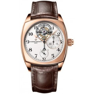 Copy Vacheron Constantin Harmony Tourbillon Watch 5100S000R-B125