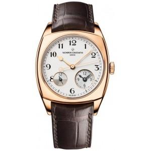 Copy Vacheron Constantin Harmony Dual Time Watch 7800S000R-B140